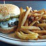 6oz CG Steak Burger