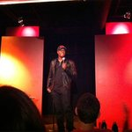 Chris Tucker showed up and did a set!