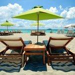 Beach Lounge Photo
