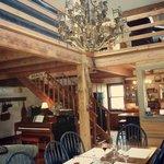 Dining Room/Kitchen/Stairway