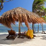 Relax in the seclusion of our private cay