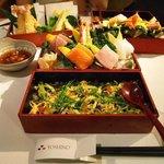 美味しい和食。