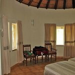 Inside the cottage at Mopani (main Bedroom)