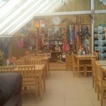Giftware at PapaZulu's Coffee Shop