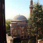 Room view second floor towards Marmara Sea
