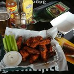 Awesome chicken wings!!
