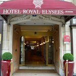 Hotel Royal Elysees Foto