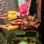 Balinese Dance for romance