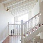 Escalera habitaciones