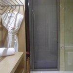 часть ванной комнаты