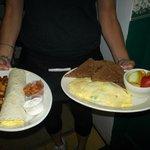 Donna Jean's Diner resmi