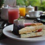tea-break assortments