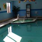 Indoor Heated Swimming Pool / Whirlpool