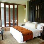 Seaview room with balcony