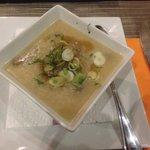 Soup we had.
