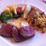 Chateaubriand bernese stupenda