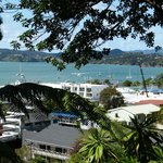 Paihia and Bay of Islands from Marlin House