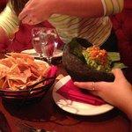 chips & guacamole!