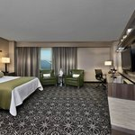 Newly Renovated King Suite