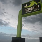 Oceanside Beach Bar and Grill Foto