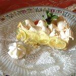 La deliziosa torta al limone di Mary