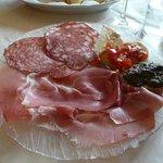 Salumi Toscani con Crostini