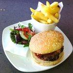 Cafe 51 Burger