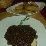 brasato al Chianti e patate arrosto