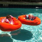 Cool beanbag floats