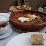 Tajine kefta - the best we've eaten in Morocco\Вкуснейший тажин кефта (лучший, что мы попробовал