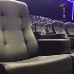 Comfy VIP seats