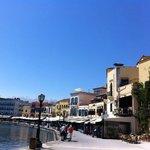 Venetian harbor