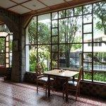 Cafetería area
