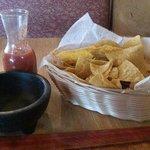 chips n salsa