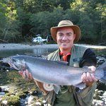 Fly to a remote rivers to Catch and Release some of Canada's finest Salmon