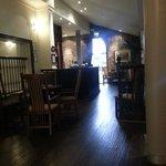 Main bar area