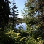 View of Gate Lake