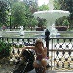 Beautiful Forsyth Park, Savannah
