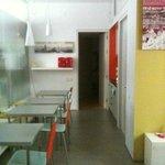 sala per colazione