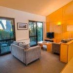 2 Bedroom Spa Chalet