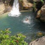 Las Chorreras waterfalls