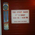Steer Barn