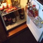 Fridge-mini bar