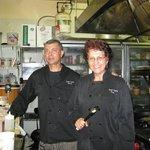 Chefs Zezé e Batista - Brasileiros