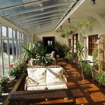 This is the conservatory