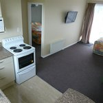 One bedroom unit - sleeps 3