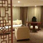 living room - suite