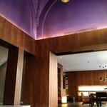 Hotel Regina - lobby