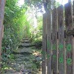 Vhod v ouro Verde