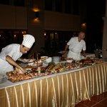 Tropica Restaurant buffet